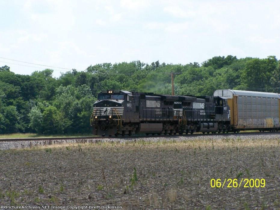 NS Train 285
