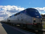 Amtrak Train #63