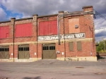 Ex-Erie Lackawanna Freight House, now part of The New York, Susquehanna and Western Railway