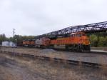 BNSF 9155