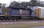 CSX 8866 back then recently patched
