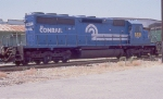 CSX 8831 on a SB coal train