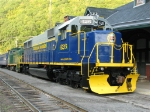Lehigh Gorge Scenic Railway 426 with Reading & Northern 800