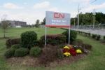 CN Harrison Yard Entrance