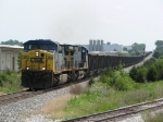 CSX 363 & 397 work west with N897-30