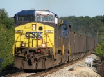 CSX 62 & 35 make tracks westward with N905-15