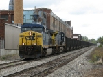 CSX 329 & 548 roll downgrade with N896-03