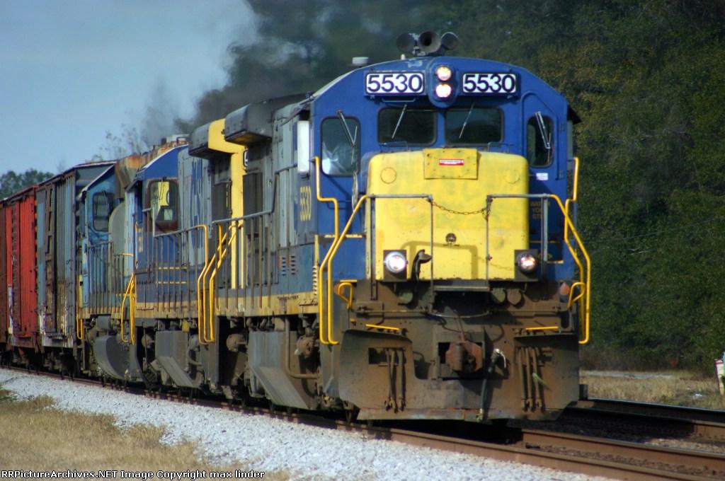 CSX 5530