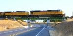 Crossing Hwy 397