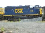 CSX 6121