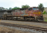 BNSF 850 - One of the sorriest looking locos I've ever seen