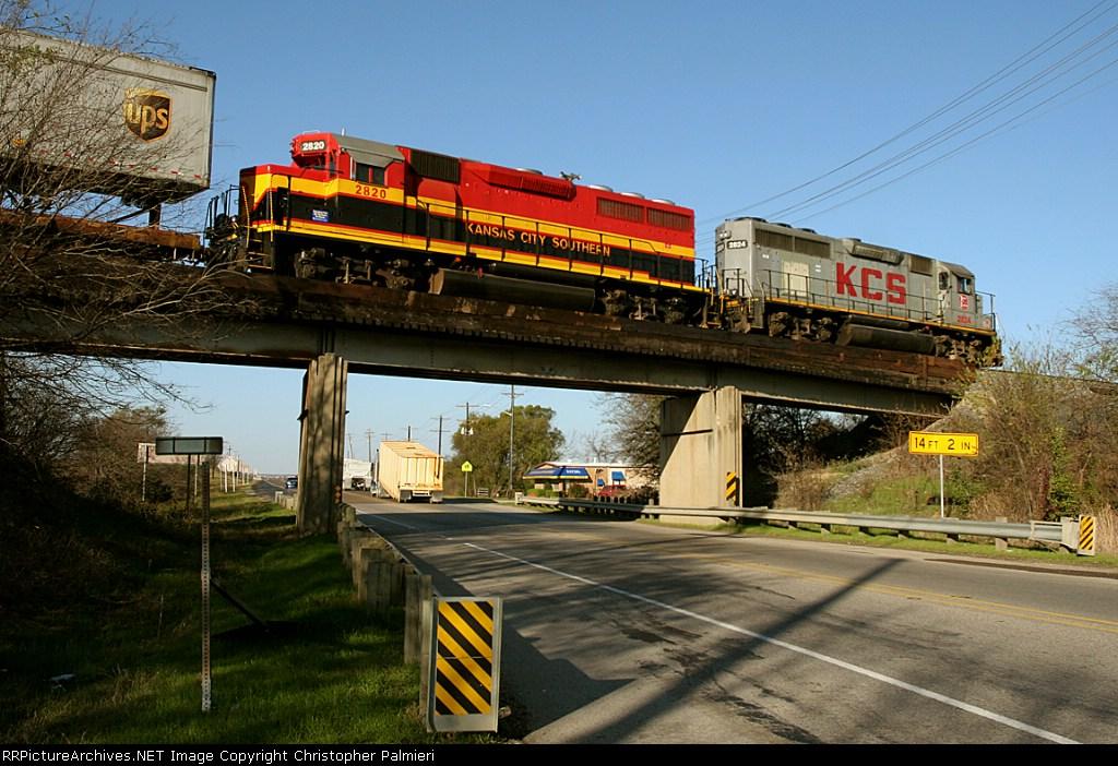 KCS 2820 and KCS 2824