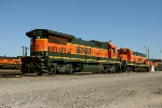 BNSF 8618 and BNSF 1211