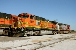 BNSF 4567 and BNSF 779