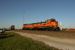BNSF 1282 and BNSF 1233
