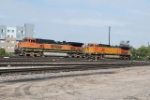 BNSF 976/5268 Just Arrived Denver Needing Fuel