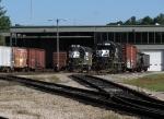 NS Play railroad