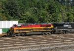 Southern Belle trailing on NS 220