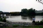 SU-99 Crossing the Hackensack River