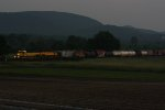 SU-99 Rolling through New York Farmland in the Last of the Evening Light