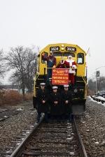 USMC, Santa and the Engineer