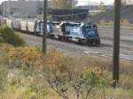 NS Salt train
