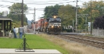 NS 20G with NS C40-9W 9597 BNSF ES44DC 7419 & C44-9W 5008