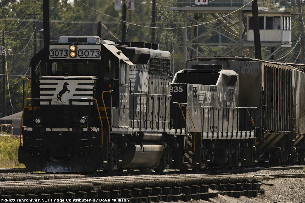 NS 3073 and 935