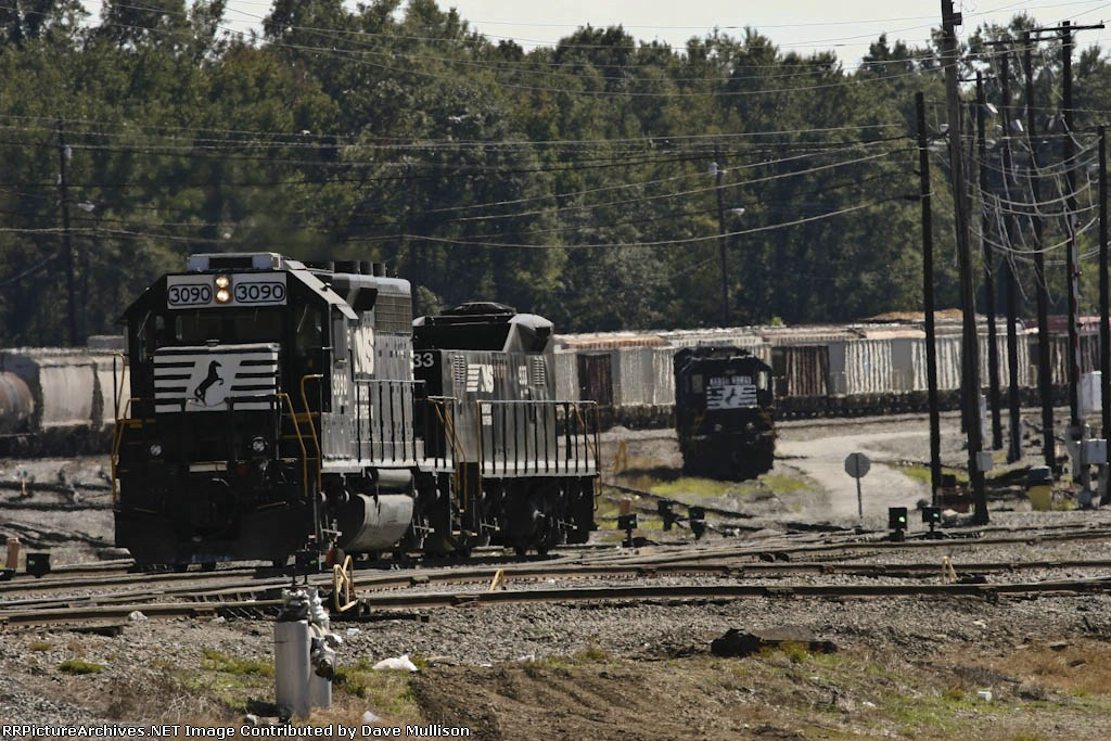 NS 3090 and 933
