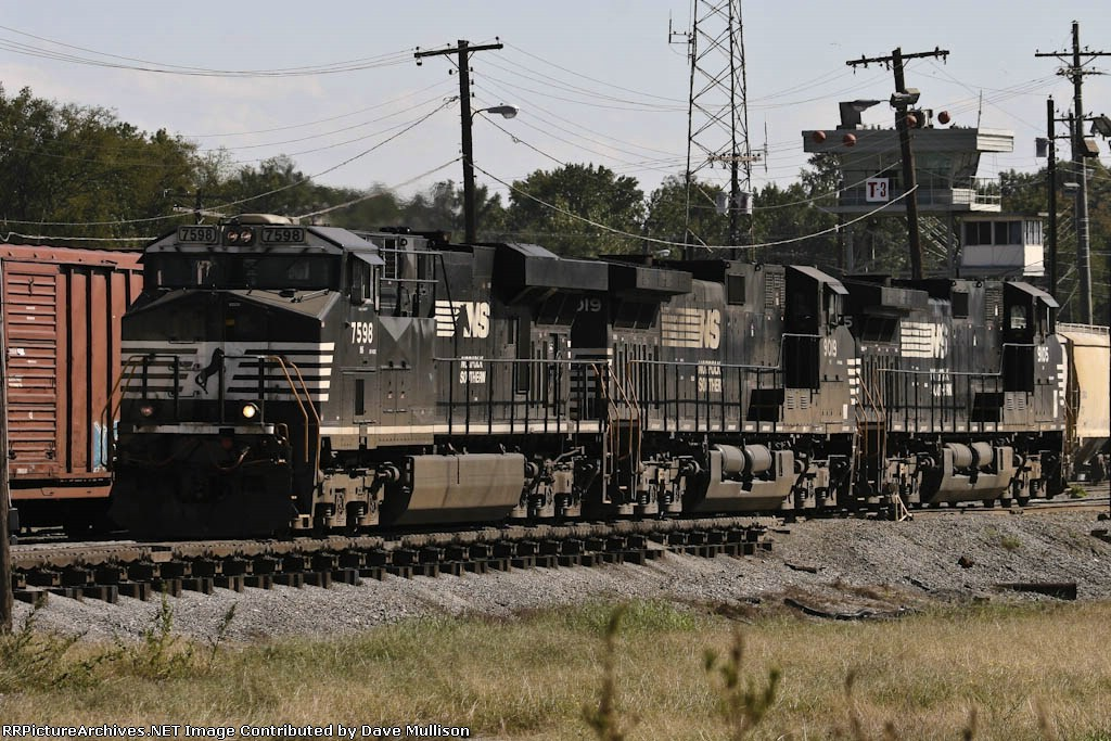 NS 7598, 9019 and 9105