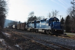 NS H2W with Solid Conrail