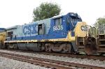 CSXT 5535
