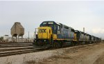 CSX Local Lashup