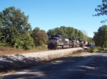 NS 8952 11:13 am West near the 116