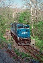 CR coal empties