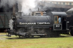 Savannah Central 0-4-0T Steam Locomotive No. 30