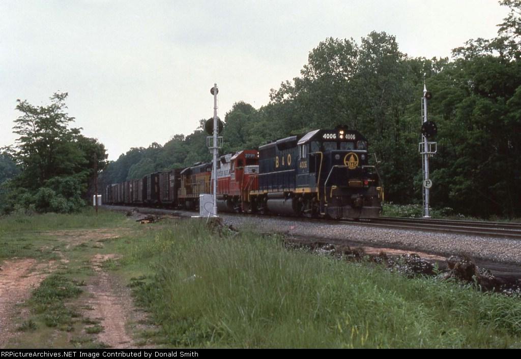 B&O 4006 EB..
