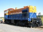 Coos Bay Historical Railway S-2 No 111