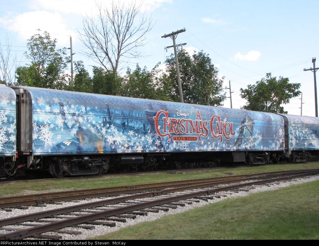 Art Train car