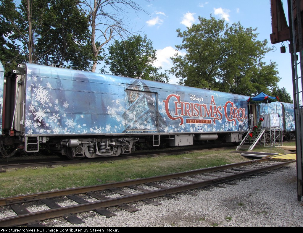 Art Train car