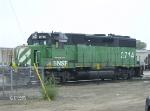 BNSF 2714