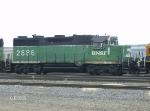BNSF 2886