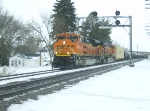 BNSF 9143 - What a nice surprise!