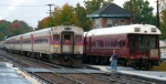 MBTA & Norfolk Southern Geometry Train