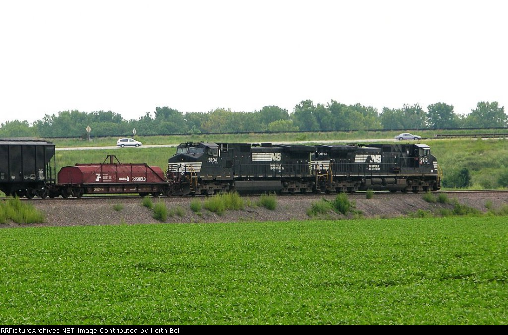 NS 9204 and 9813