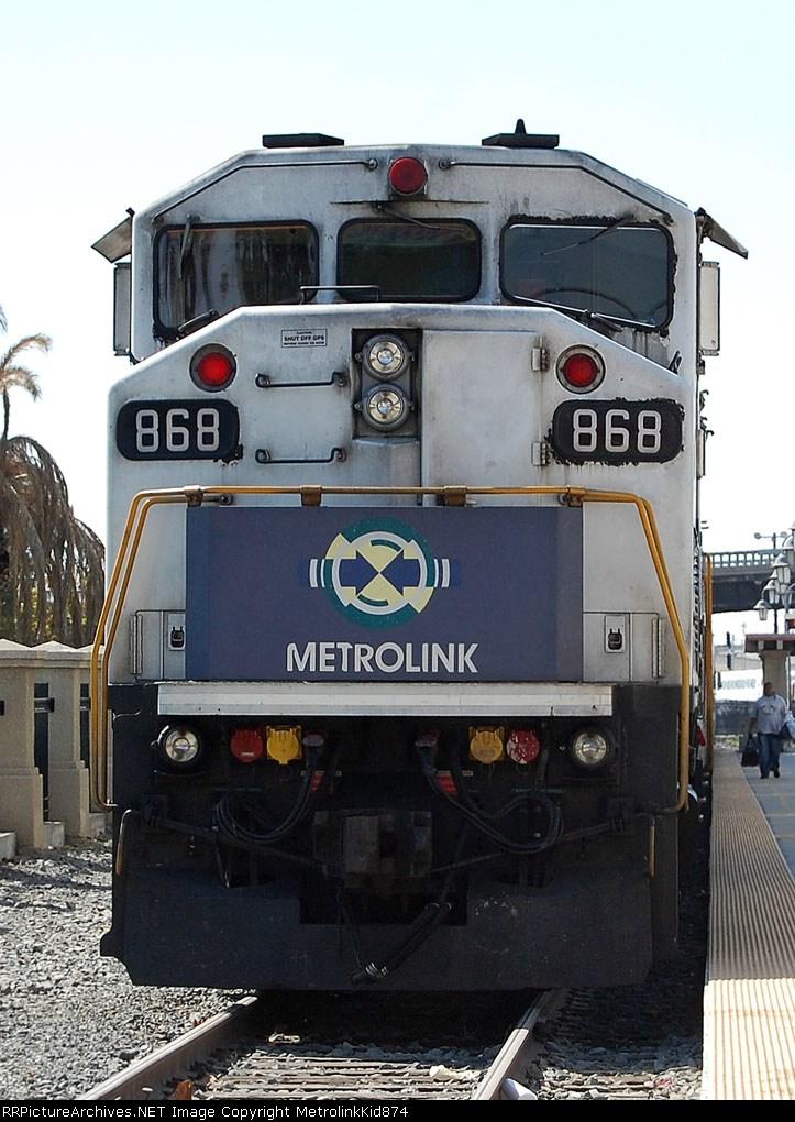 My train back home