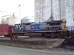 CSX Mix going to Salem