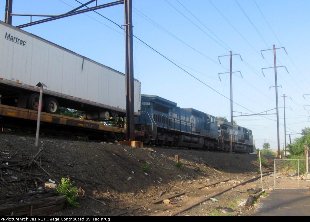 NS 9865 & 8357 on 21M