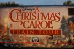 Disney's A Christmas Carol Train Tour