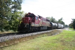 I have to say goodbye to ISRR 4037 at Buckskin, In..